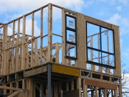 Double Storey Wall Frames